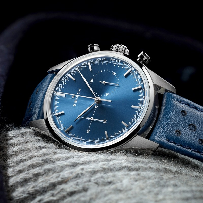 Top 50 Finest Watches and Jewelry Exhibitors to See at BaselWorld 2017 ➤ To see more news about the Interior Design Magazines in the world visit us at www.interiordesignmagazines.eu #interiordesignmagazines #designmagazines #interiordesign @imagazines BaselWorld 2017 Top 50 Finest Watches and Jewelry Exhibitors to See at BaselWorld 2017 zenith heritage 146