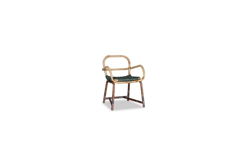 Manila Sedia Chair designed by Paola Navone