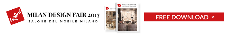 isaloni 2017 Be Inspired By The Deluxe Selection of Brands At iSaloni 2017 banner isaloni ebooks Copy