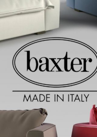 baxter Exploring the New Awe-Inspiring Collection Designed by BAXTER baxter1 320x450