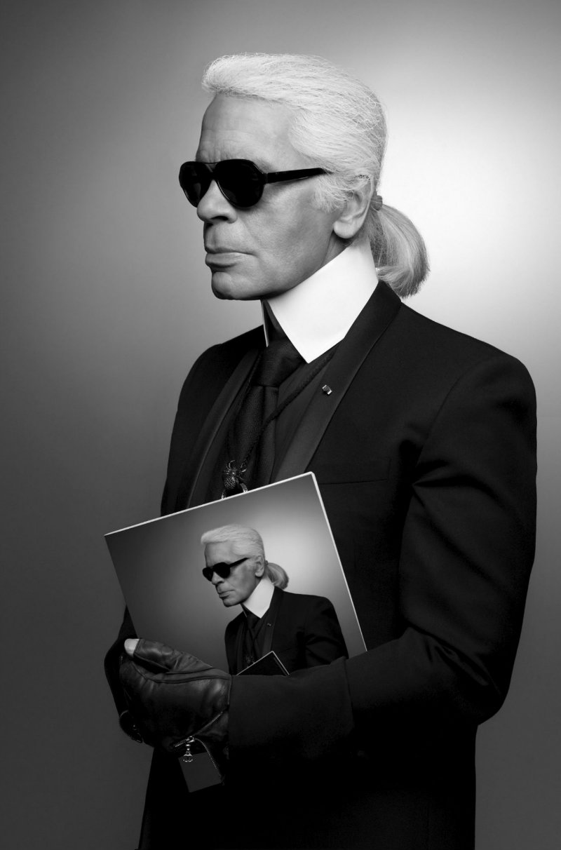 @karllagerfeld  Explore the TOP 10 Most Followed Creative Designers on Instagram image