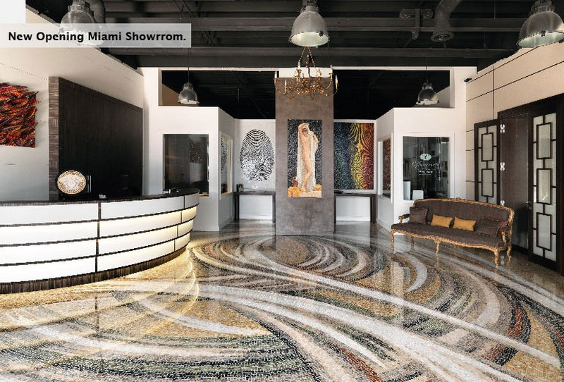 Fantini Showroom in Miami fantini showroom in miami Showrooms We Covet: Meet the New Fantini Showroom in Miami Miami Showroom
