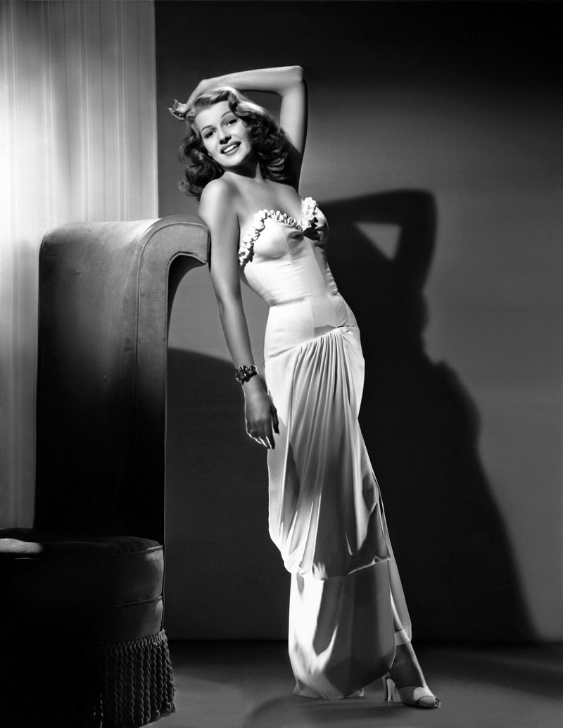 Style Icons We Covet - Rita Hayworth 3  Style Icons We Covet - Rita Hayworth Style Icons We Covet Rita Hayworth 3