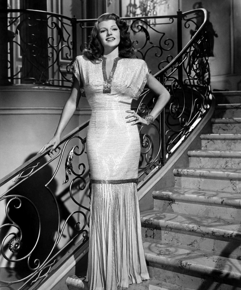 Style Icons We Covet - Rita Hayworth 6  Style Icons We Covet - Rita Hayworth Style Icons We Covet Rita Hayworth 6