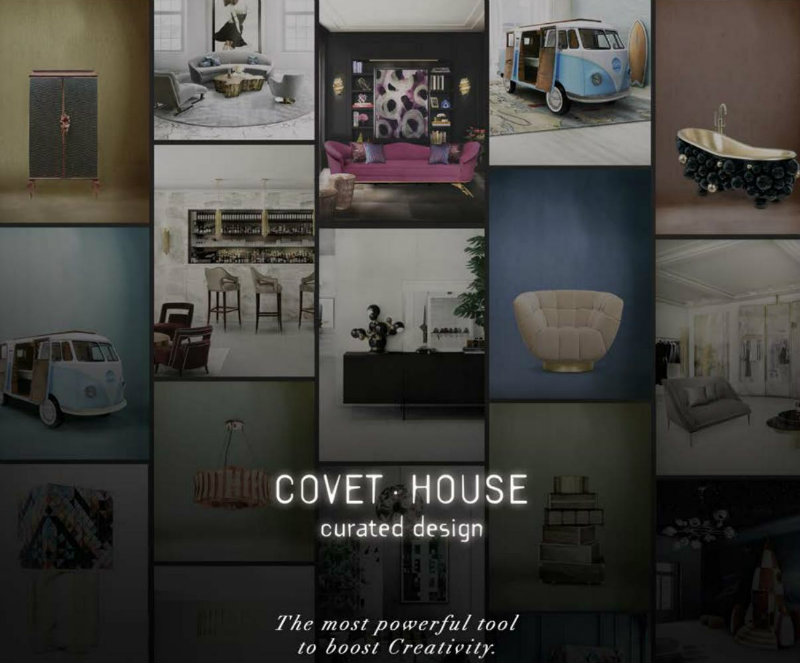 covet house  Spring Summer 2017 Collection - the Newly Renovated Covet London covet house