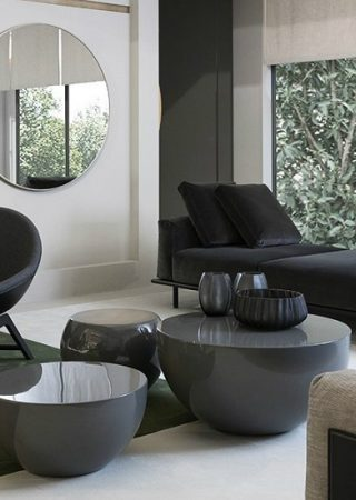 Be Inspired By The Newest Collection By The Italian Brand Meridiani