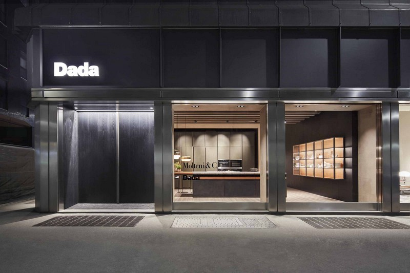 Molteni&C and Dada  Molteni&C Molteni&C and Dada opened a new Concept Store in Milan molteni and dada 4