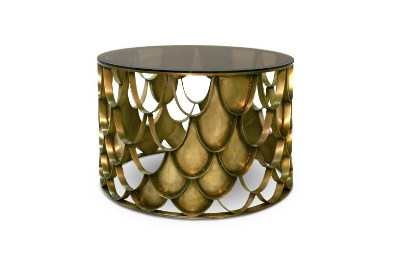 BRABBU'S KOI CENTER TABLE  Understand the Meaning of Fierceness with BRABBU's Interior Design BRABBUS KOI CENTER TABLE