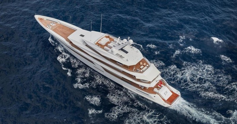 Ravishing Luxury Yachts to Charter In Your Next Vacation 4