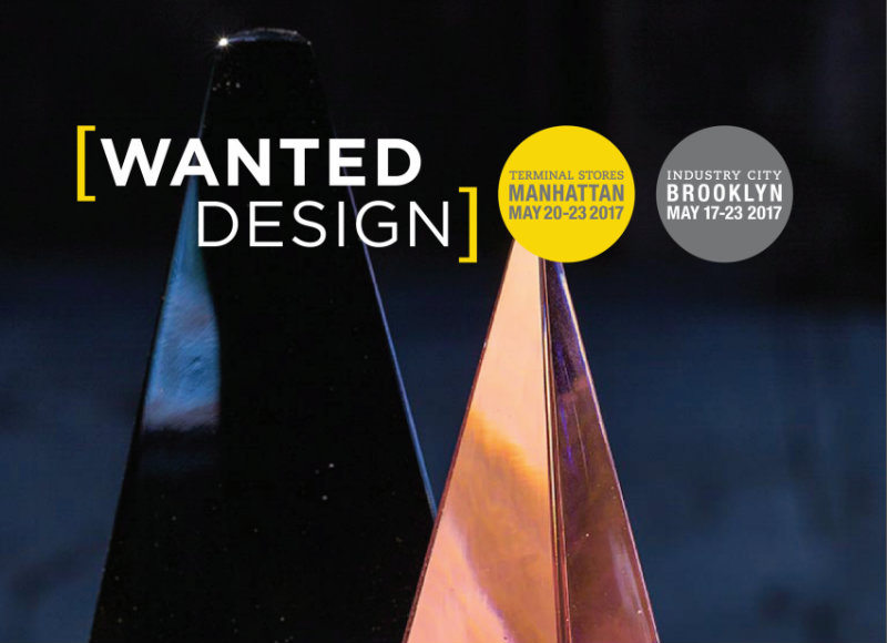 Wanted Design 2017