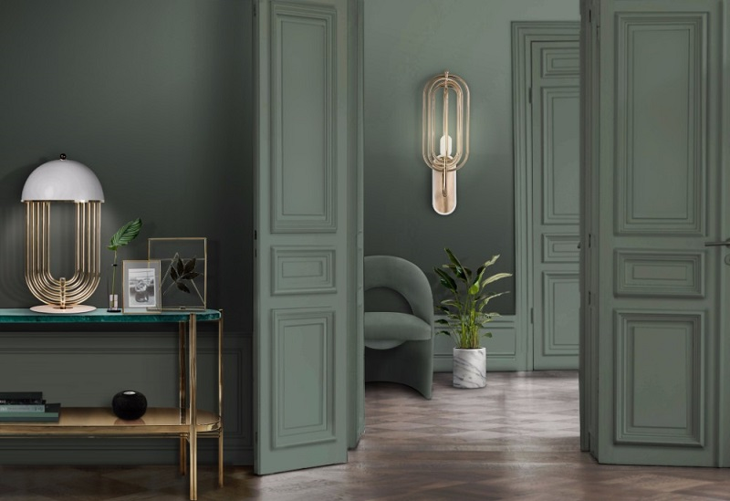 2018 Color Trends - Mid Century Home Decor Ideas With Green ➤ To see more news about Luxury Design visit us at http://covetedition.com/ #interiordesign #homedecor #luxurybrand @BathroomsLuxury @bocadolobo @delightfulll @brabbu @essentialhomeeu @circudesign @mvalentinabath @luxxu @covethouse_ 2018 color trends 2018 Color Trends - Mid Century Home Decor Ideas With Green 2018 Color Trends Rocking a Green Decor in Your Mid Century Home 4