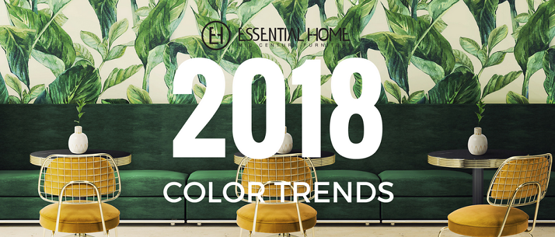 2018 color trends rocking a green decor in your mid century home feat 2018 color trends rocking Home architecture trends 2018