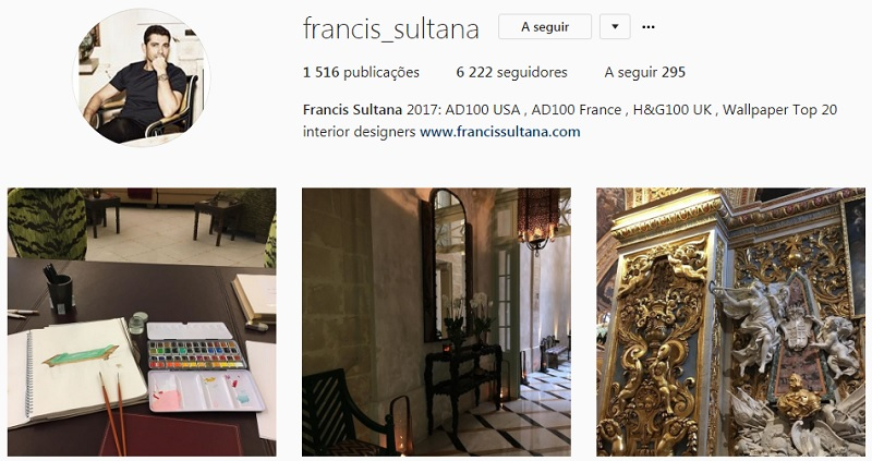 World of interior design instagram for Best interior designers in the world