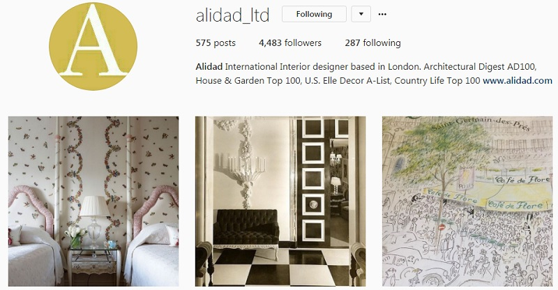 Top 100 Best Interior Designers In The World To Follow On Instagram 5 top 100 best interior designers in the world Top 100 Best Interior Designers In The World To Follow On Instagram Top 100 Best Interior Designers In The World To Follow On Instagram 6