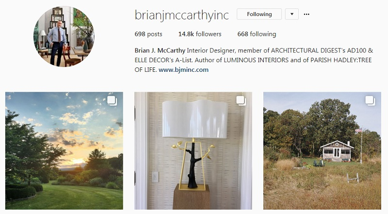 Top 100 Best Interior Designers In The World To Follow On Instagram ➤ To see more news about Luxury Design visit us at http://covetedition.com/ #interiordesign #homedecor #luxurybrand @BathroomsLuxury @bocadolobo @delightfulll @brabbu @essentialhomeeu @circudesign @mvalentinabath @luxxu @covethouse_ top 100 best interior designers in the world Top 100 Best Interior Designers In The World To Follow On Instagram Top 100 Best Interior Designers In The World To Follow On Instagram 9