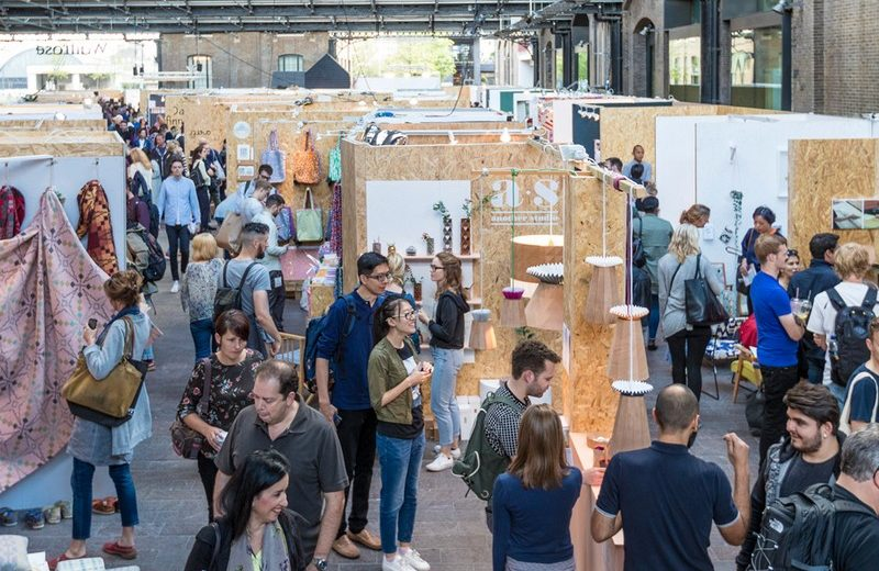Where Design Meets - Enticing Reasons to Visit Designjunction 2017 12