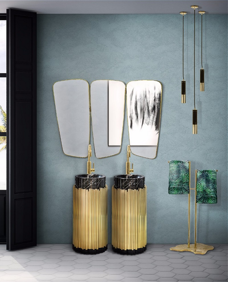Interior Design Tips - Meet DelightFULL's Stunning Ike Lamp Designs 3