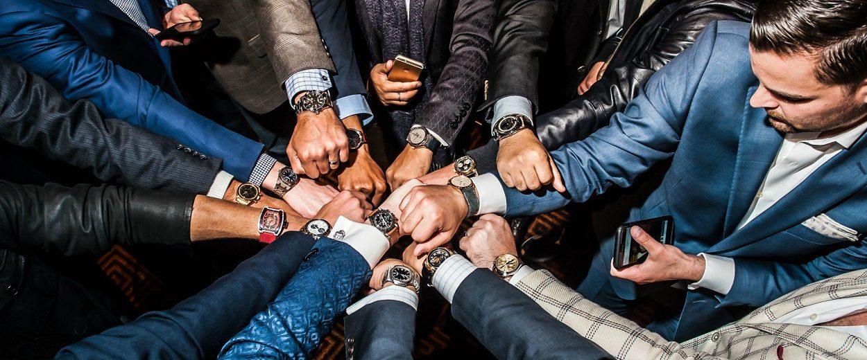 Welcome To WatchTime New York, The America's Luxury Watch Show ➤ To see more news about Luxury Design visit us at https://covetedition.com/ #interiordesign #homedecor #luxurybrand @BathroomsLuxury @bocadolobo @delightfulll @brabbu @essentialhomeeu @circudesign @mvalentinabath @luxxu @covethouse_