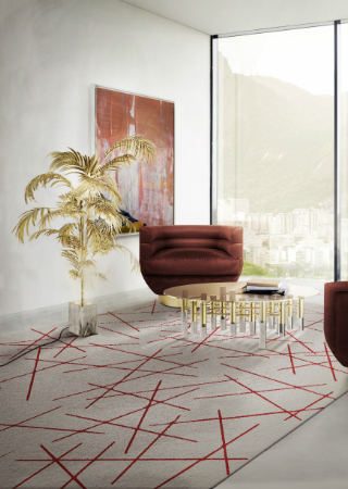 2018 Design Trends - 12 Contemporary Rugs to Use In Home Interiors - Covet Edition