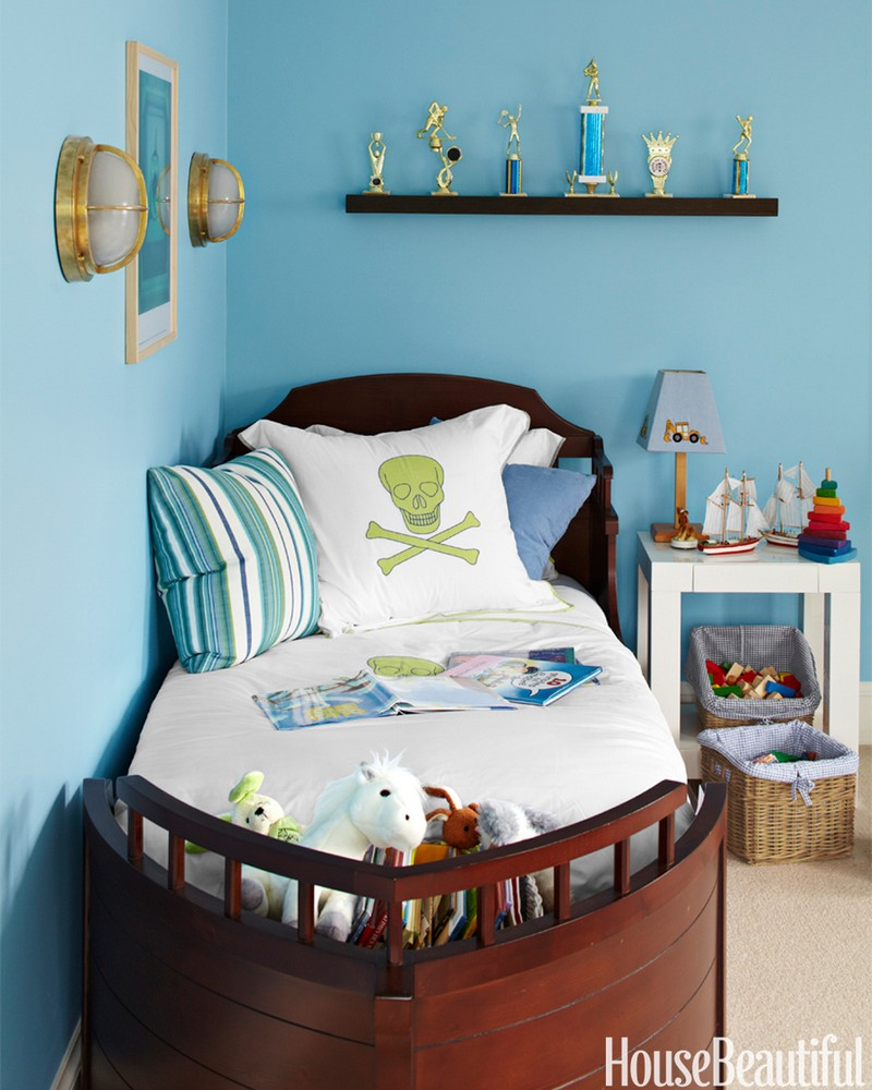 Bedroom Paint: The Best Tones To Use In Your Kid's