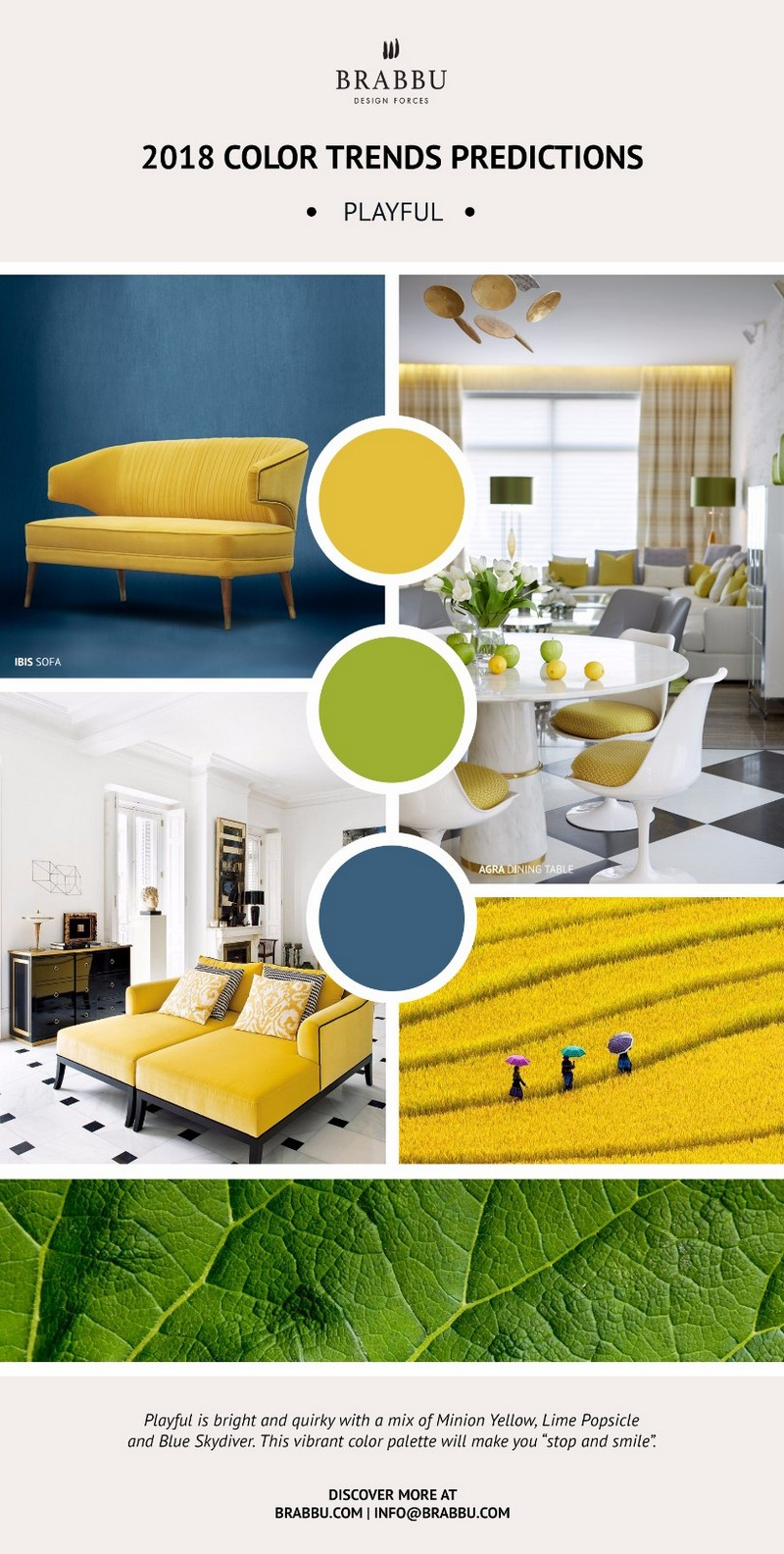 Decorate your interiors using pantones 2018 colour trends predictions 5 decorate your interiors Home architecture trends 2018
