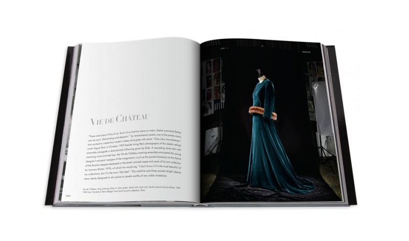 Fashion Books We Covet - The Glamour of Dior By Yves Saint Laurent 1