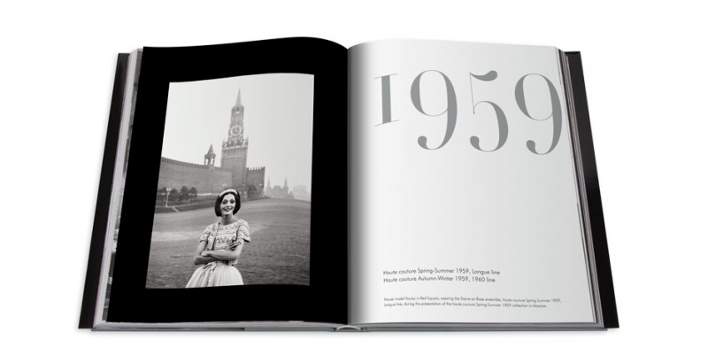 Fashion Books We Covet - The Glamour of Dior By Yves Saint Laurent 3