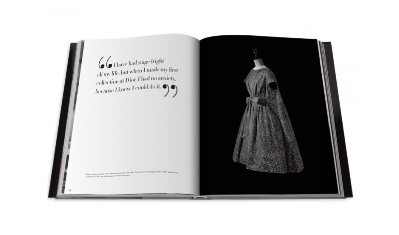 Fashion Books We Covet - The Glamour of Dior By Yves Saint Laurent 4
