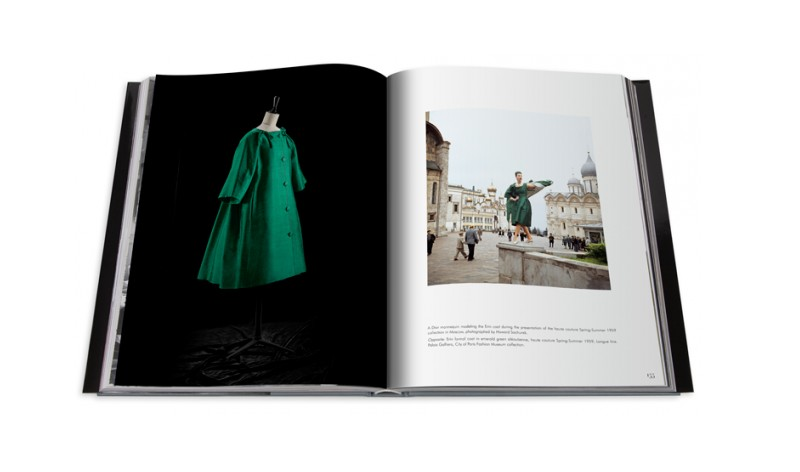 Books We Covet - The Glamour of Dior By Yves Saint Laurent 6