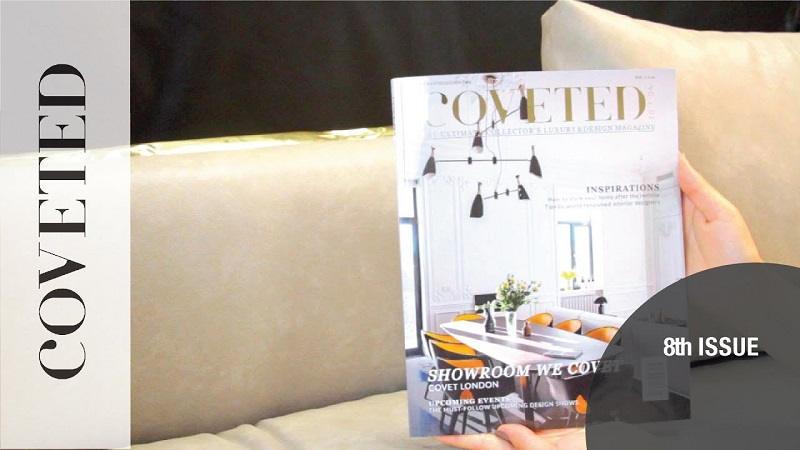 News and Trends - The Exclusive Gift Selection By Coveted Magazine ➤ To see more news about Luxury Design visit us at http://covetedition.com/ #interiordesign #homedecor #luxurybrand @BathroomsLuxury @bocadolobo @delightfulll @brabbu @essentialhomeeu @circudesign @mvalentinabath @luxxu @covethouse_