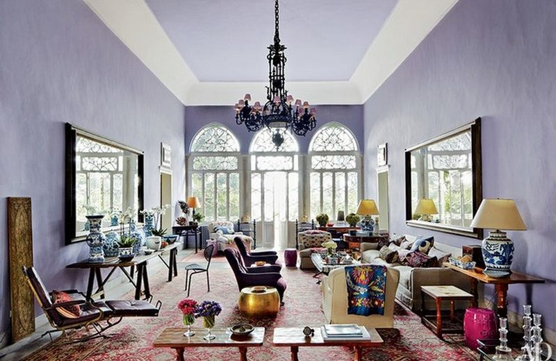 PAINTING WALLS: IDEAS AND INSPIRATIONS FOR YOU LIVING ROOM > CovetED Magazine > the ultimate collector's luxury and design magazine > #interiordesign #paintingwalls #covetedmagazine painting walls Painting Walls: Ideas And Inspirations For Your Living Room PAINTING WALLS IDEAS AND INSPIRATIONS FOR YOU LIVING ROOM 4