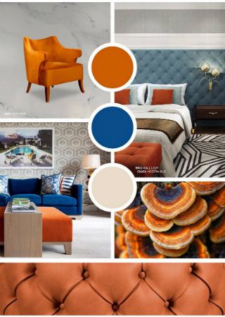 Decorate Your Interiors Using Pantone's 2018 Colour Trends Predictions - Covet Edition