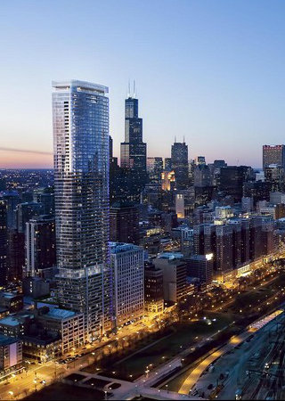 Chicago's 1000M Tower is Ready to Stand Tall
