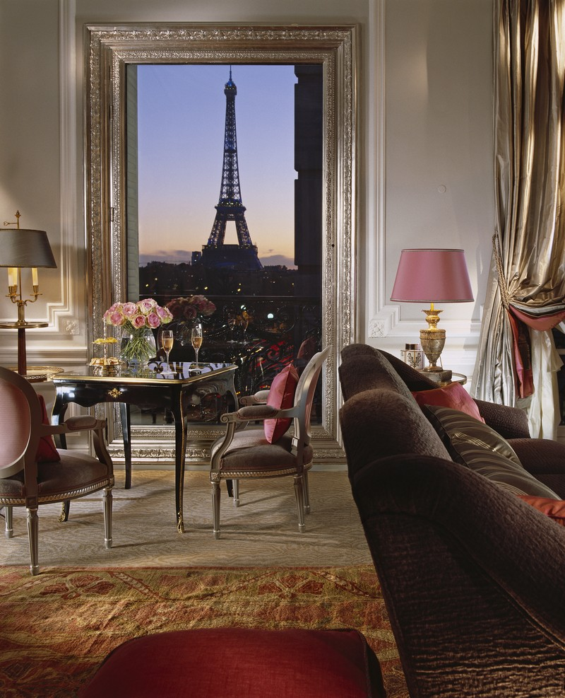 Hotel Plaza Athénée - An Haute Couture Destination in Paris 1