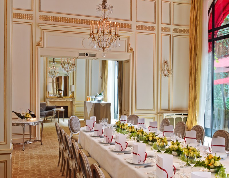 Hotel Plaza Athénée - An Haute Couture Destination in Paris 10