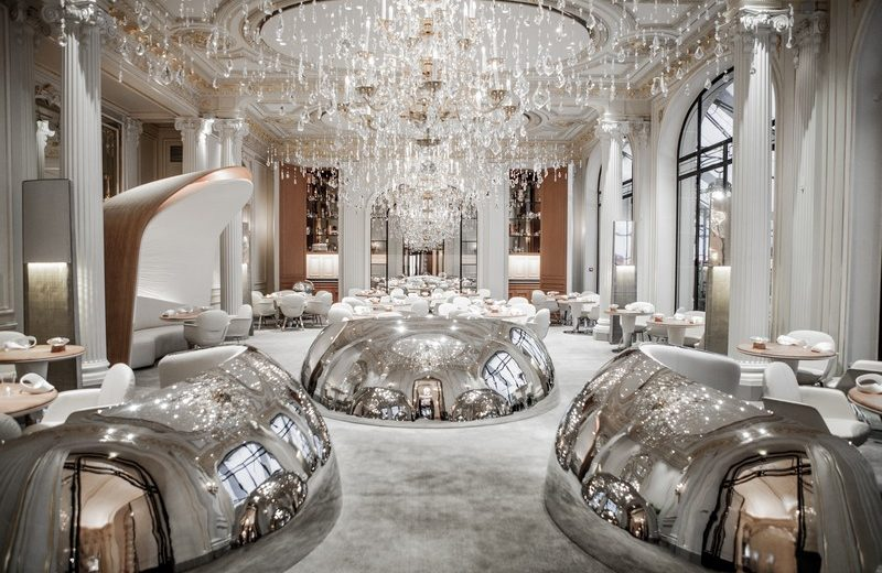 Hotel Plaza Athénée - An Haute Couture Destination in Paris 13