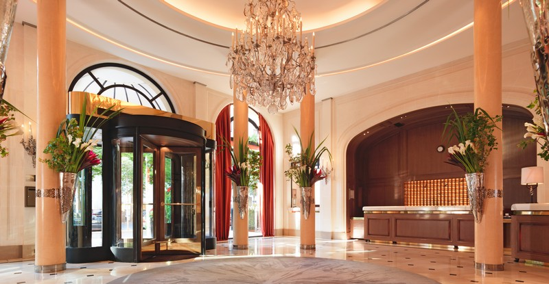 Hotel Plaza Athénée - An Haute Couture Destination in Paris 7