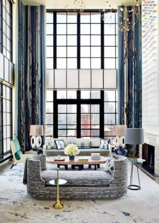 Jean-Louis Deniot, the Most ProficientFrench Interior Designer. To see more news about top designers, subscribe our newsletter right now! #jeanlouisdeniot #interiordesigners #topinteriordesigners #luxurydesign #frenchinteriordesigners
