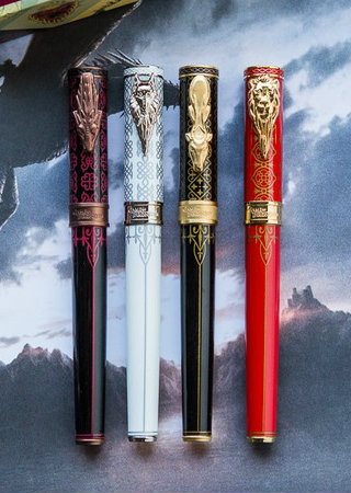 Montegrappa Issues Game of Thrones Writing Instrument Collection