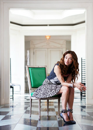 Wearstler - Grande Dame of West Coast Interior Design. To see more news about top designers, subscribe our newsletter right now! #kellywearstler #interiordesigners #topinteriordesigners #luxurydesign #usinteriordesigners