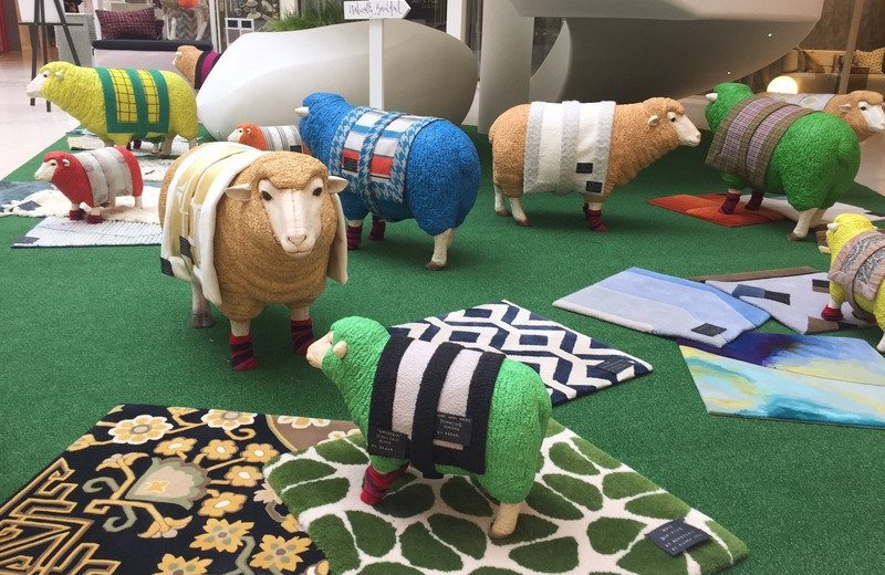 "Wool Week 2017 Exhibits Colourful ""Sheeps"" at London's Design Centre! To see more news about design events, subscribe our newsletter right now! #woolweek #woolweek2017 #thecampaignforwool #luxuryfabric #designcentrelondon wool week Wool Week 2017 Exhibits Colourful ""Sheeps"" at London's Design Centre! Wool Week 2017 Exhibits Colourful Sheeps at London   s Design Centre 16"