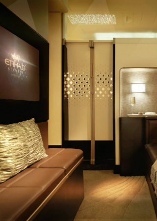 The Most Glamorous First-Class Plane Cabins In the World