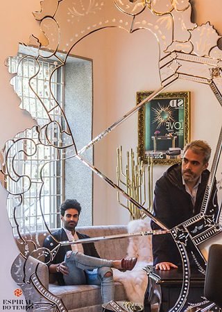 Exclusive Interview - Boca do Lobo Talks About Design With Attitude ➤ To see more news about Luxury Design visit us at http://covetedition.com/ #interiordesign #luxurybrand #maisonetobjet2018 @BathroomsLuxury @bocadolobo @delightfulll @brabbu @essentialhomeeu @circudesign @mvalentinabath @luxxu @covethouse_