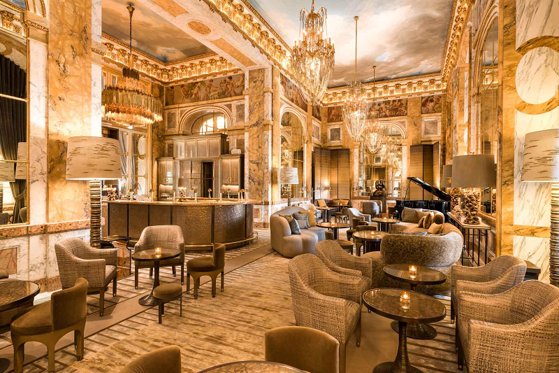Luxury hotels in paris where to stay for maison et objet to see more
