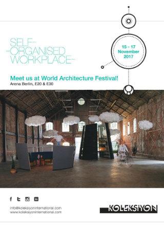 World Architecture Festival in Berlin. To see more news about architecture events, subscribe our newsletter right now! #koleksiyon #worldarchitecturefestival #oblivion #rothko #luxuryarchitecture #koraymalhan #farukmalhan #designandpathos #selforganizedworkplace