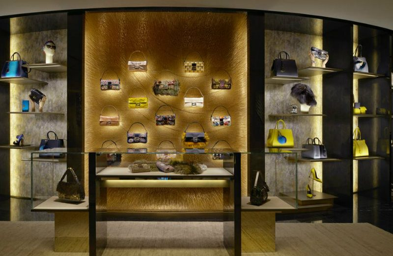 Fendi's New Boutique in London It's a Luxurious Inspiration For Your Home Luxurious Inspiration Fendi's New Boutique in London: A Luxurious Inspiration For Your Home Get To Know The New Luxurious Boutique of Fendi in London 1