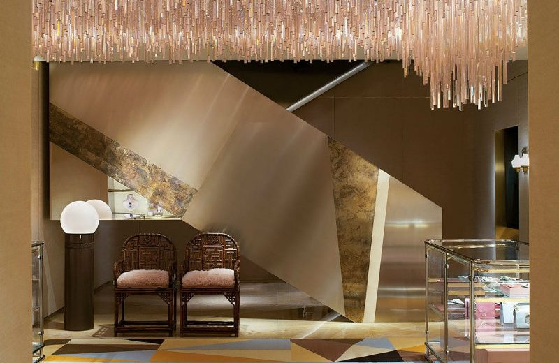 Fendi's New Boutique in London It's a Luxurious Inspiration For Your Home Luxurious Inspiration Fendi's New Boutique in London: A Luxurious Inspiration For Your Home Get To Know The New Luxurious Boutique of Fendi in London 2