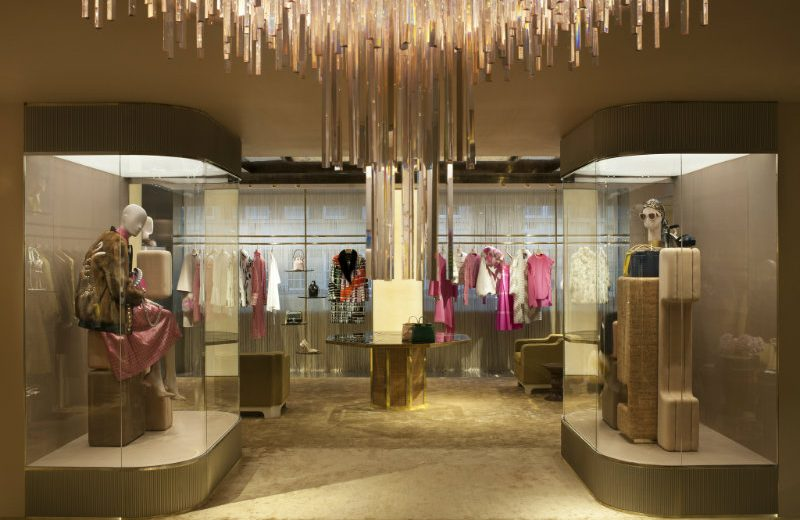 Fendi's New Boutique in London It's a Luxurious Inspiration For Your Home Luxurious Inspiration Fendi's New Boutique in London: A Luxurious Inspiration For Your Home Get To Know The New Luxurious Boutique of Fendi in London 4