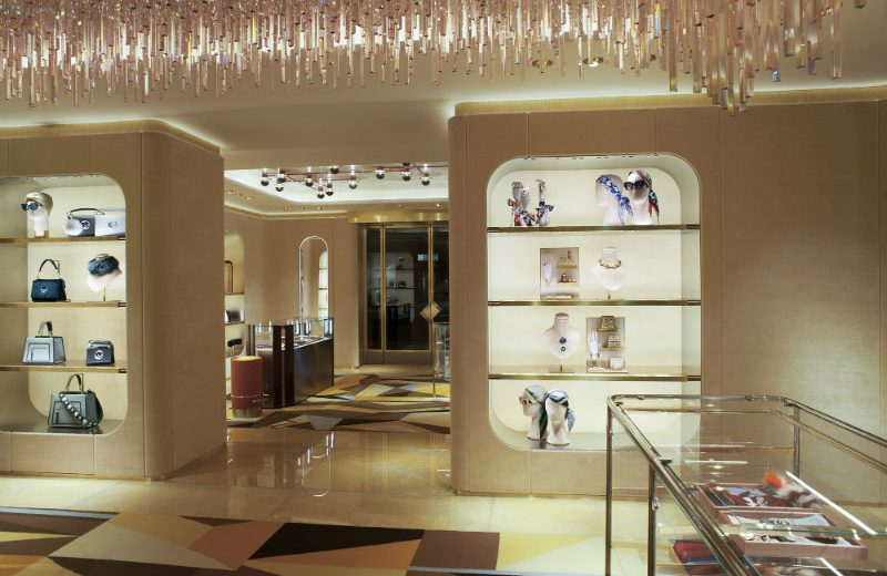 Fendi's New Boutique in London It's a Luxurious Inspiration For Your Home Luxurious Inspiration Fendi's New Boutique in London: A Luxurious Inspiration For Your Home Get To Know The New Luxurious Boutique of Fendi in London 5