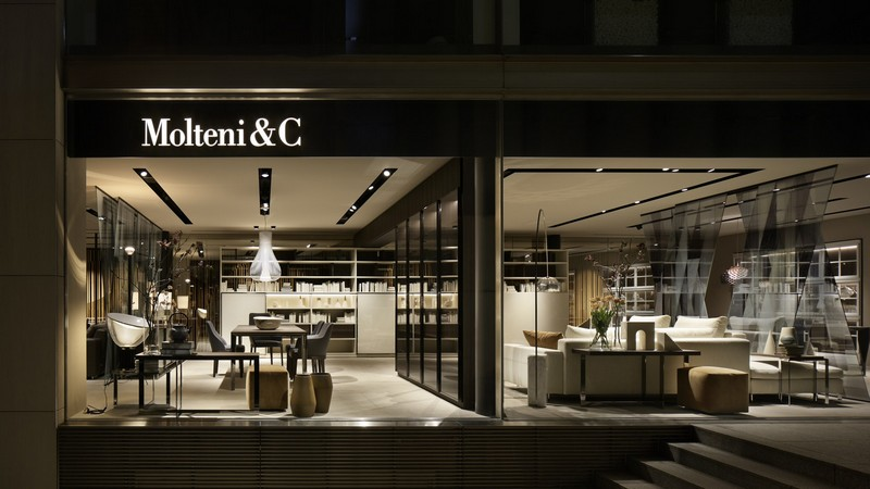 Molteni & Dada Opened a Flagship Store in Singapore and it's Amazing > CovetED Magazine > The ultimate collector's luxury and design magazine > #moltenidada #moltenigroup #covetedmagazine